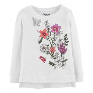 Flower Pullover