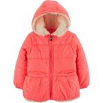 Sherpa-Lined Star Jacket