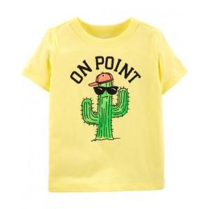 OshKosh Originals Cactus Graphic Tee