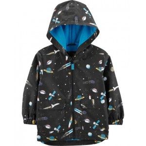 Space Raincoat