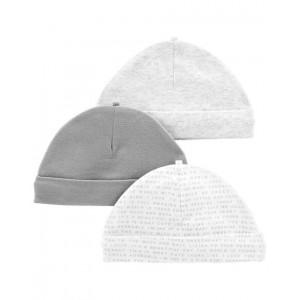 3-Pack Caps