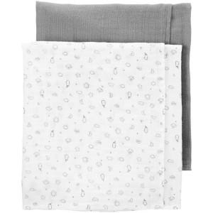 2-Pack Muslin Swaddle Blankets