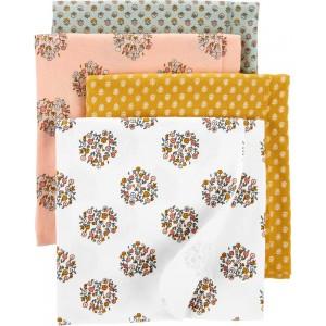 4-Pack Receiving Blankets