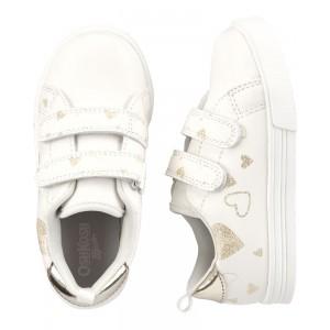 OshKosh Glitter Heart Sneakers