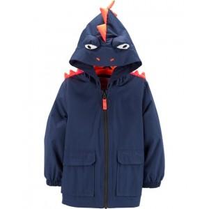 Lizard Raincoat