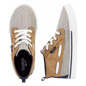 OshKosh High-Top Boat Shoes