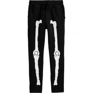 Skeleton Fleece Pants