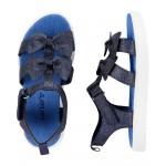 Carter's Chambray Platform Sandals