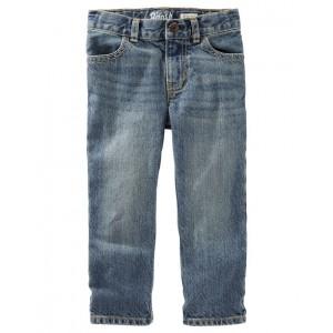 Straight Jeans - Natural Indigo - Regular