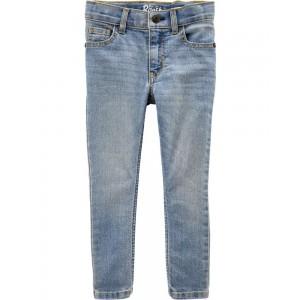 Skinny Jeans - Sun Faded Light Wash
