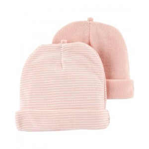 2-Pack Preemie Collection Caps
