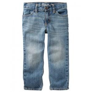 Straight Jeans - Natural Indigo