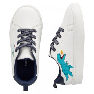 Carter's Dinosaur Slip-On Sneakers