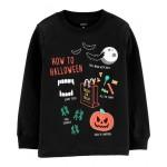 Halloween Jersey Tee