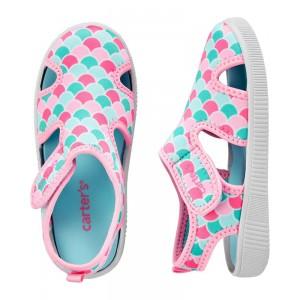 Carter's Mermaid Water Shoes