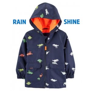 Color Changing Dinosaur Raincoat