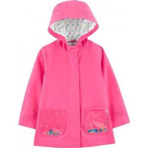 Sequin Confetti Raincoat