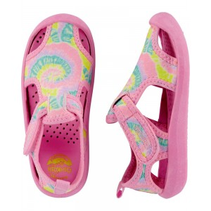 OshKosh Tie-Dye Water Shoes