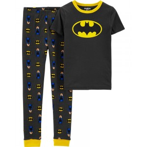 Snug Fit Batman Cotton PJs