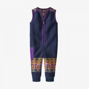 Baby Synchilla® Patched Jumpsuit