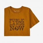 M's Public Lands Now Organic T-Shirt