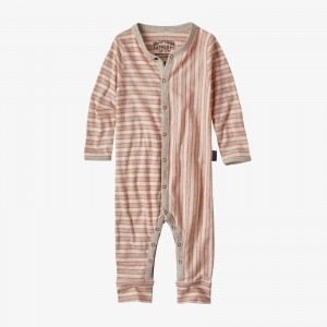 Infant Cotton Squeaky One-Piece