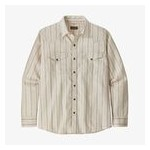 Mens Long-Sleeved Western Snap Shirt