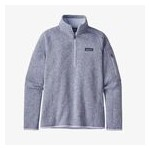 Womens Better Sweater 1/4-Zip Fleece