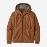 W's All Seasons Hemp Canvas Bomber Hoody Jacket