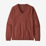 W's Recycled Cashmere V-Neck