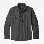 M's Long-Sleeved Four Canyons Twill Shirt