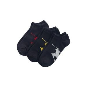 Big Pony Sock 3-Pack