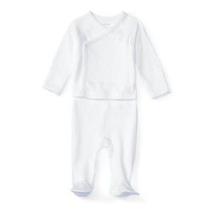 Cotton Kimono Top  Pant Set
