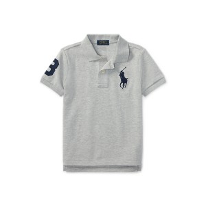 Cotton Mesh Polo Shirt <strong> WHITE색상 전 사이즈 품절로 구매 불가능 </strong>