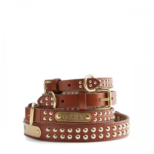 폴로 Knox Studded Dog Collar
