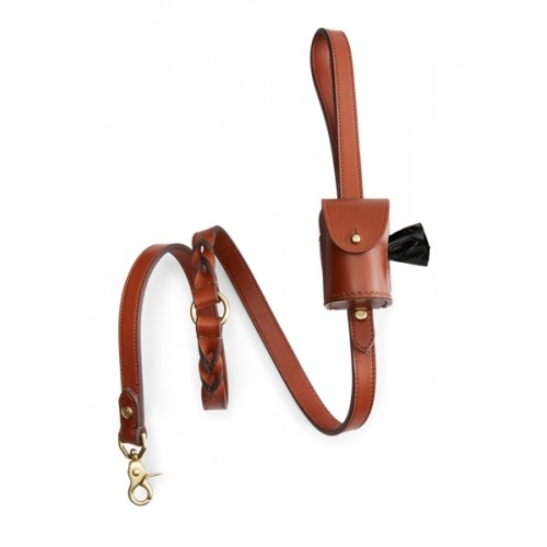 폴로 Porter Leather Leash