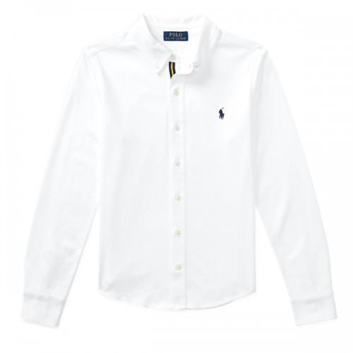 폴로 Cotton Interlock Shirt