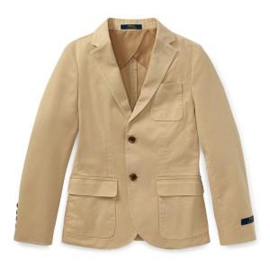 Stretch Cotton Sport Coat