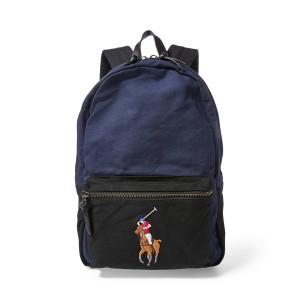 Canvas Big Pony Backpack