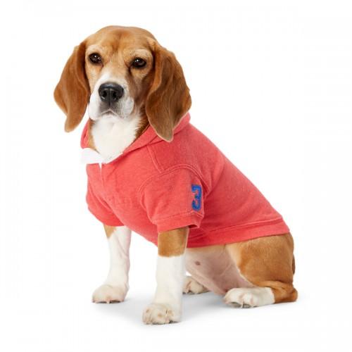 폴로 Cotton-Blend Dog Hoodie