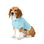 Cotton Mesh Dog Polo Shirt