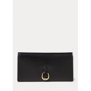 Saffiano Slim Leather Wallet