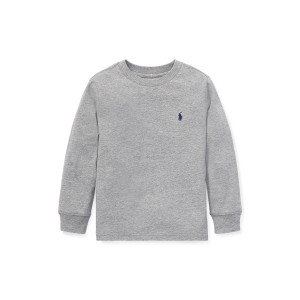 Cotton Jersey Crewneck T-Shirt <strong>색상에 따라 세일 제외 품목이 있으며 이 부분을 재안내드릴 수 있습니다. <strong>