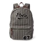 Cotton Baseball Backpack
