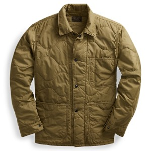 Quilted Chore Jacket