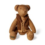Limited-Edition Suede Bear