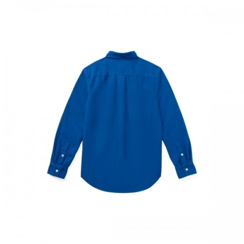 폴로 Cotton Oxford Shirt