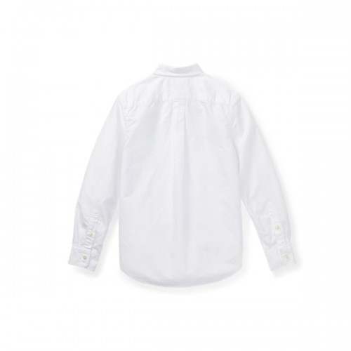 폴로 Cotton Oxford Shirt