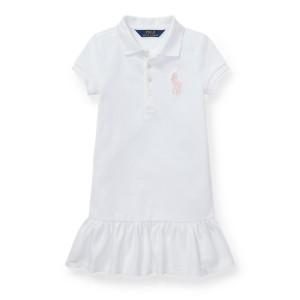 Big Pony Short-Sleeve Dress