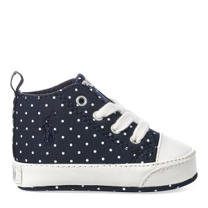 Hamptyn Polka-Dot Sneaker
